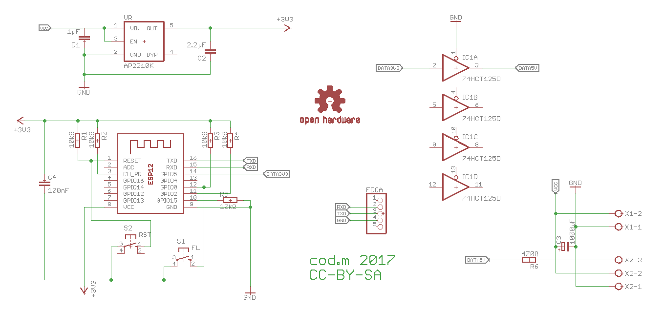 ESP8266 NeoPixel Controller – allgeek techblog